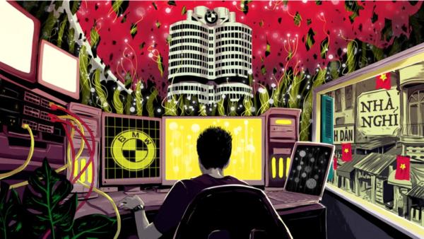 Hanois Hacker