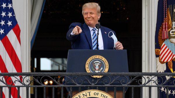 Donald Trump: Arzt hält Präsidenten nicht mehr für ansteckend - dennoch bleiben Fragen