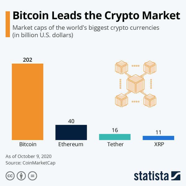 Bitcoin Leads the Crypto Market