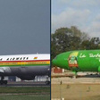 Emotional reactions greet 'before and after' picture of Ghana Airways on Twitter