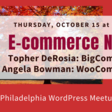 Philly WordPress: E-Commerce Night! | Meetup