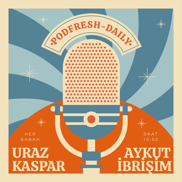 Podfresh Daily #55 - Popular Science & Gece Gece Bilim Podcast