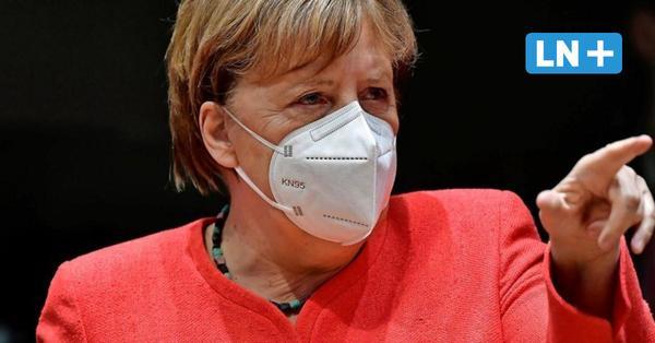 Corona in Ostholstein: Landrat spricht mit Bundeskanzlerin Angela Merkel