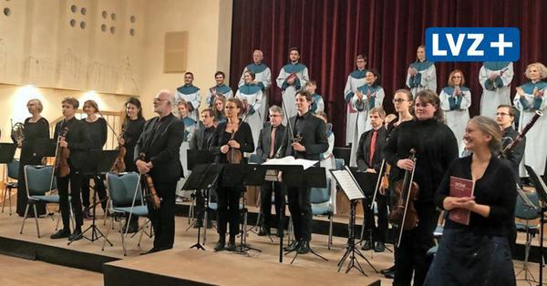 Entschädigung für Corona-Auszeit: Dübener Kurrende verzaubert mit Spohrs Oratorium