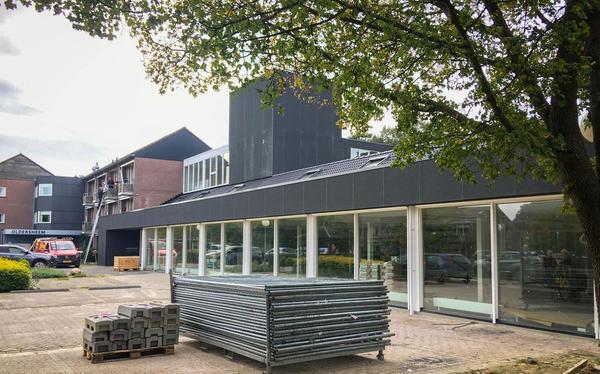 Eindelijk gelukt! Een nieuw dorpshuis met bibliotheek in Nieuw-Amsterdam - Dagblad van het Noorden