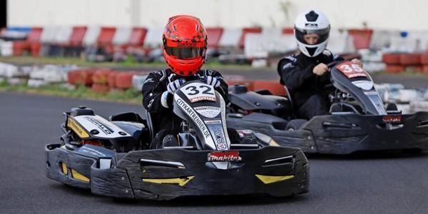 Sportarten-Check für Kinder und Jugendliche: Kartfahren – im Rausch der Geschwindigkeit