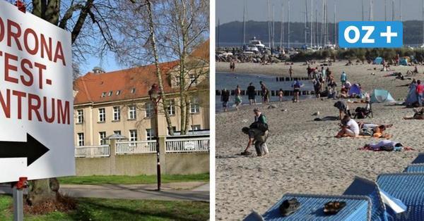 Reise aus Risikogebiet nach MV – Hier können Sie sich im Landkreis Rostock testen lassen