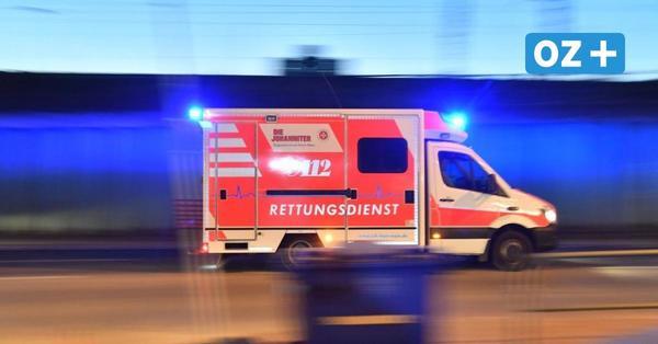 Barth: Mann stürzt ins Hafenbecken - Rettungskräfte im Einsatz