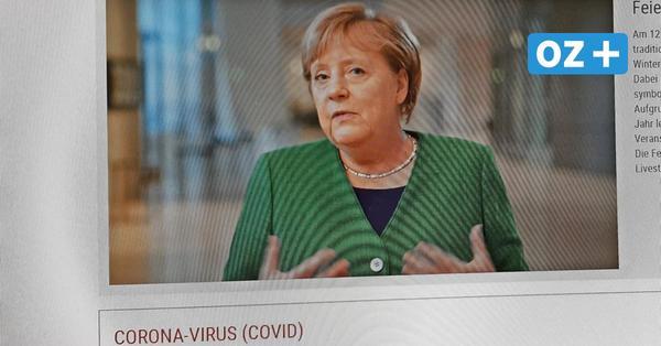 """""""Fragen stellen, diskutieren"""" – Merkel gibt Erstsemestern in Greifswald Tipps"""
