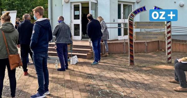 Corona-Testreihe an Schule in Löcknitz abgeschlossen: So geht es nun weiter