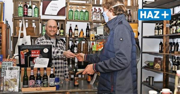 Onkel Ollis Kiosk in der Nordstadt vom Hannover hat wieder geöffnet