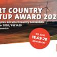 Smart Country Startup Award - Get Started: Startups im Bitkom