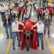 Weltneuheit: Ducati Multistrada V4 bekommt Front- und Heckradarsystem