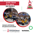 Techstars Startup Weekend Online Santa Catarina