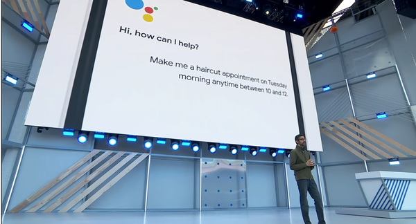 Google Duplex's haircut-booking feature could help short-handed businesses