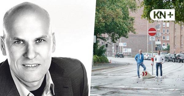 Kristian Blasel kommentiert die Sperrung am Königsweg