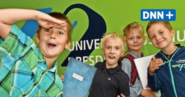 Klares Bekenntnis: Dresden stellt Millionen für Unischule in den Haushalt