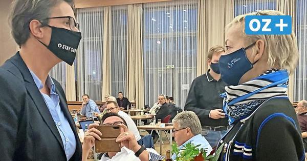 Kreistag Vorpommern-Rügen: Kathrin Meyer von der CDU wird neue Vizelandrätin