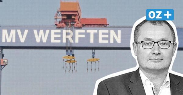 Strikte Bedingungen für MV-Werften-Staatshilfen: Auch Genting muss Kröten schlucken