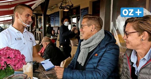 Kühlungsborn: Diese Erfahrung machen Gastronomen mit den Corona-Listen