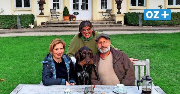 Kröpelin: Gut Klein Nienhagen ist ausgezeichnet für Urlaub mit Hunden