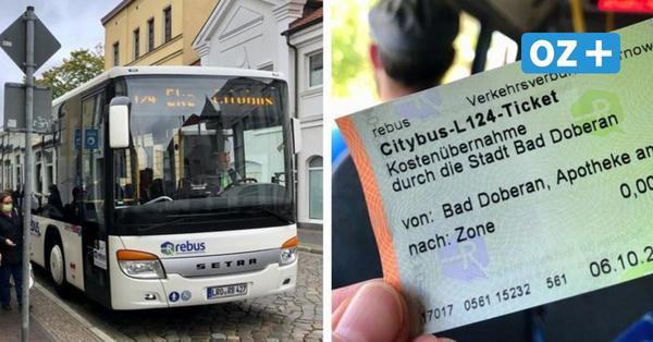 Unterwegs im kostenlosen Citybus in Bad Doberan: Wie er sich fährt und wie es weitergeht