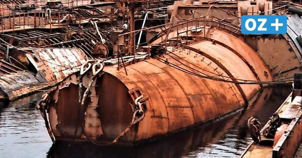 In der Sperrzone: Wie ein Stralsunder jahrelang Atom-U-Boote in Russland zerlegte