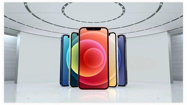 iPhone 12 mit 5G-Empfang auf Apple Keynote vorgestellt: Farben, Kamera, Prozessor, Preis