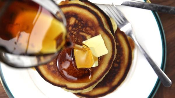 Perfect Crispy Pancakes