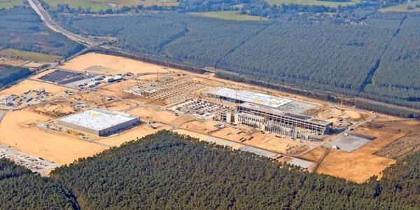 Tesla schließt Wasservertrag für die Gigafactory ab