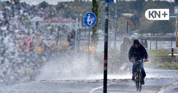 Aktuelle Infos zur Sturmflut an der Ostsee