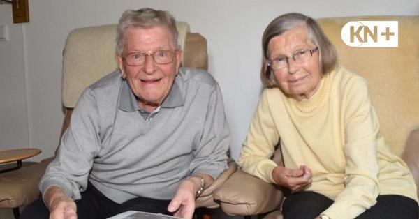 Ihre Liebe hält schon 70 Jahre