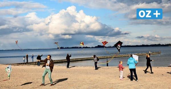 Drachenfest in Stralsund: Das waren die schönsten Flieger