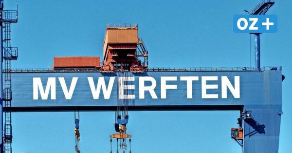 Wismar: MV Werften fährt Betrieb hoch - Genting schickt Kreuzfahrtschiffe los