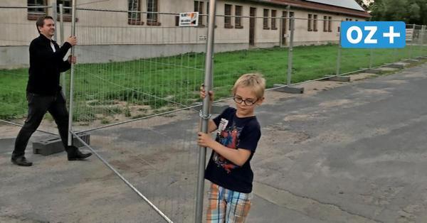 Zoff um neuen Freizeitpark bei Wismar: Haus von Familie wird eingezäunt