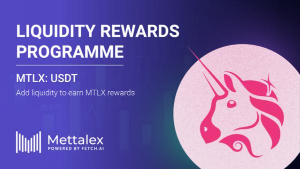 Add liquidity to earn MTLX rewards