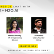 [Virtual Fireside Chat] Bill.com + H2O.ai | Meetup