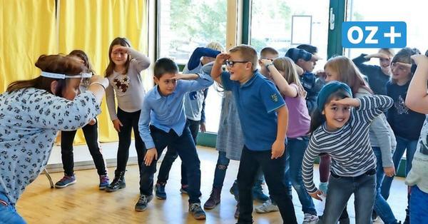 Theater an der Schule: So wird der Wismarer Nachwuchs fürs Schauspiel begeistert