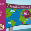 Yoast SEO 15.1: Keyword research with SEMrush