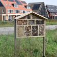 Insectenhotels gespot in Kaag en Braassem
