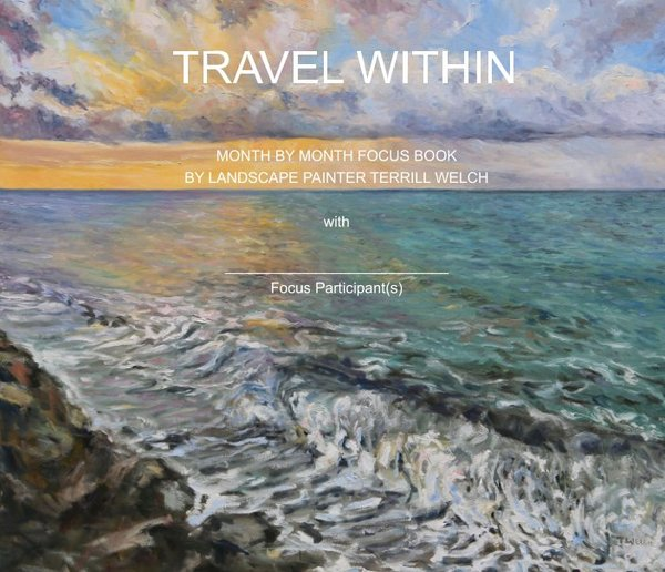 Travel Within by Terrill Welch | Blurb Books Canada