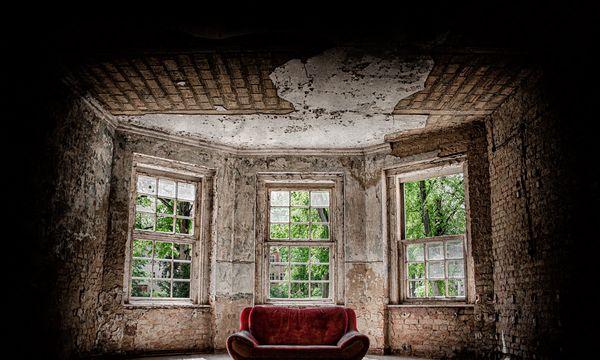Lost Places in Deutschland: Verlassene Hotel-Ruinen