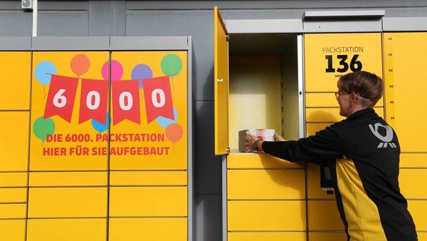 DHL bietet ab November automatische Paketumleitung an