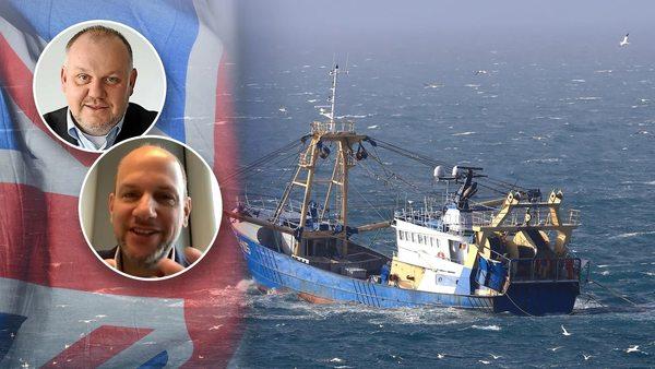 """Videoschalte zum Brexit: """"Die Briten können ihren ganzen Fisch doch nicht alleine essen"""""""