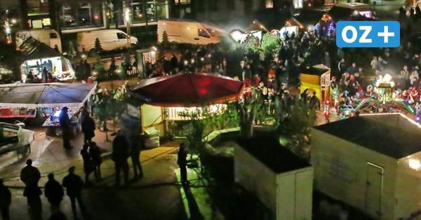 So kann der Barther Weihnachtsmarkt in Corona-Zeiten trotzdem stattfinden