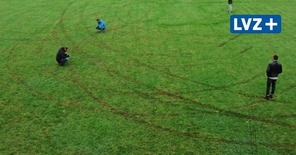 Nach Vandalismus in Zschernitz: Union-Sportler reagieren mit Tatendrang