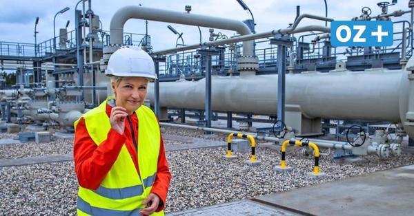 """Schwesig besucht Anlandestation für Nord Stream 2 in Lubmin: """"Wir brauchen das Gas"""""""