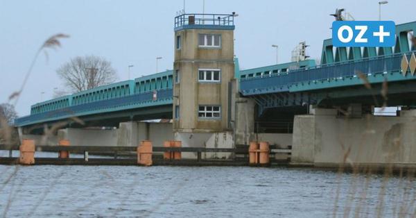 Bauarbeiten auf der Südzufahrt zur Insel Usedom: Kraftfahrer brauchen viel Geduld