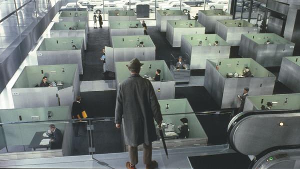 Jacques Tati - Playtime 🎥