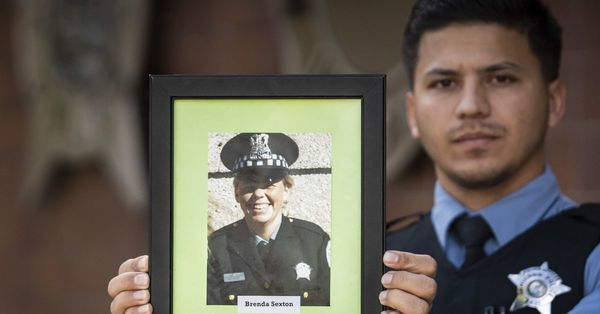 Chicago cop hopes to help others escape his murdered mom's fate on CPD's Domestic Violence Unit